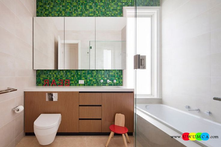 Bathroom:Decorating Modern Summer Bathroom Decor Style Tropical Bath Tubs Ideas Contemporary Bathrooms Interior Minimalist Design Decoration Plans Vivid Accents In A Minimalist Bathroom Cool and Cozy Summer Bathroom Style : Modern Seasonal Decor Ideas