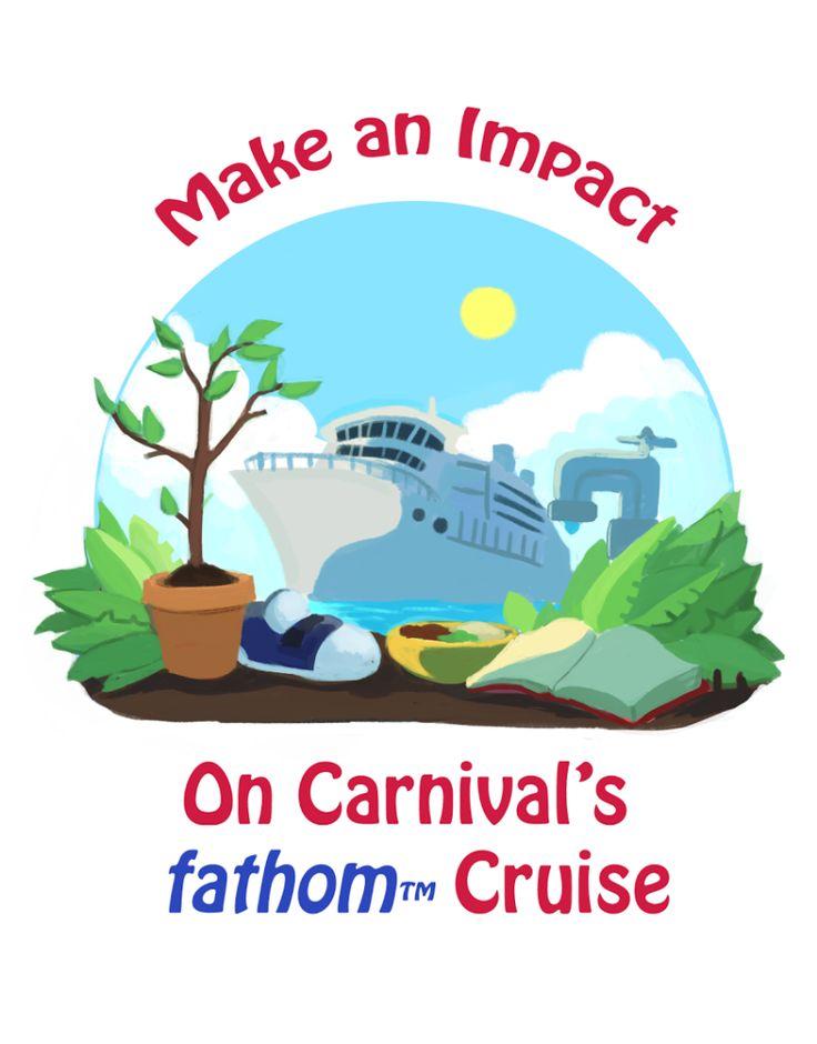 Carnival Cruise Lines fathom social impact cruises