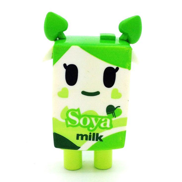 Moofia by Tokidoki - Soya Milk