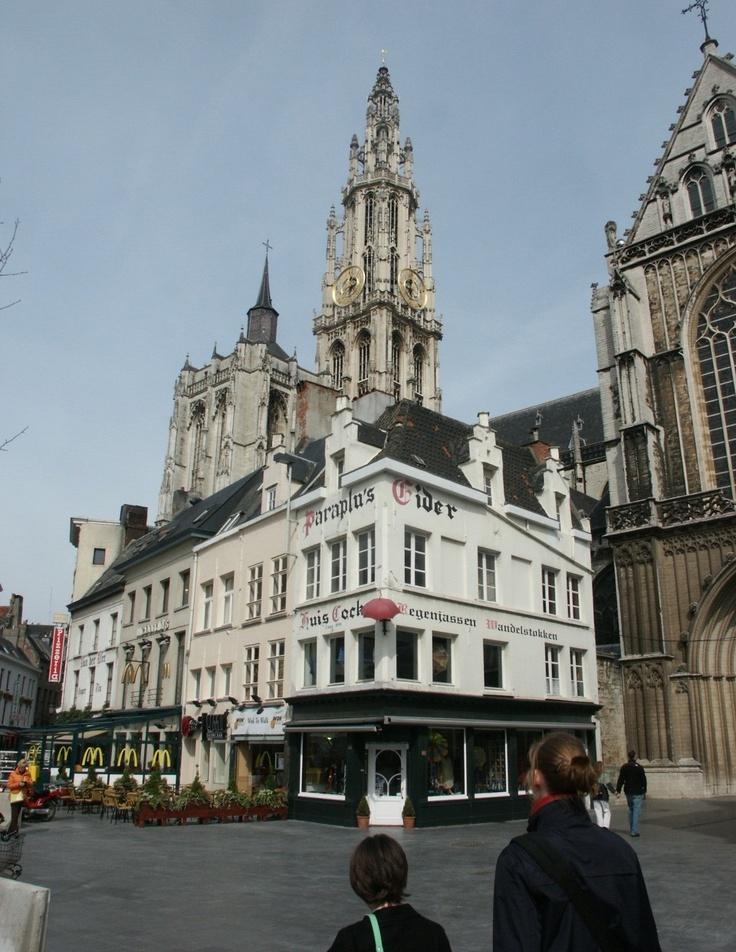 Groenplaats - Antwerp, Belgium