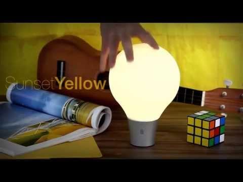 Colour Up Lamp by Pega D&E