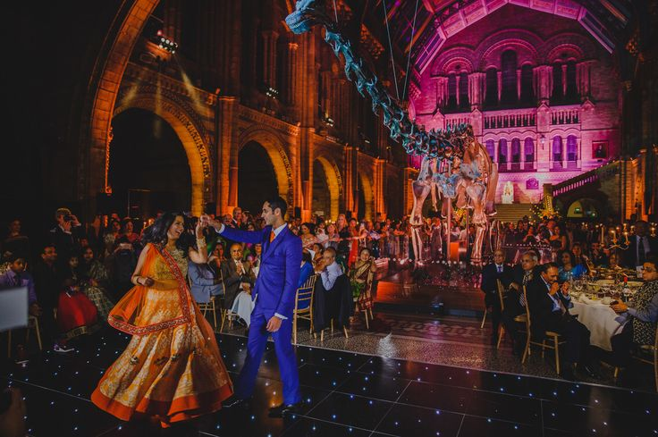 indian wedding photography natural history museum london