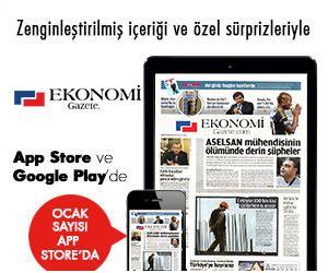 Mahmut Boz Antalya, Ekonomi Gazete, İpad'de