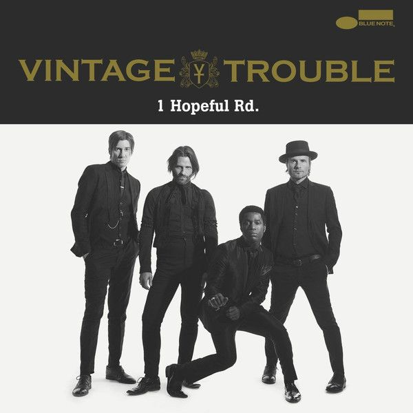 Vintage Trouble : 1 Hopeful Rd. LP