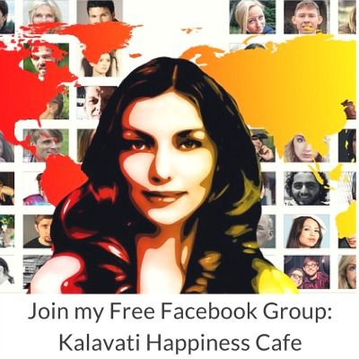 Authentic Happiness with Kalavati Coaching Cafe