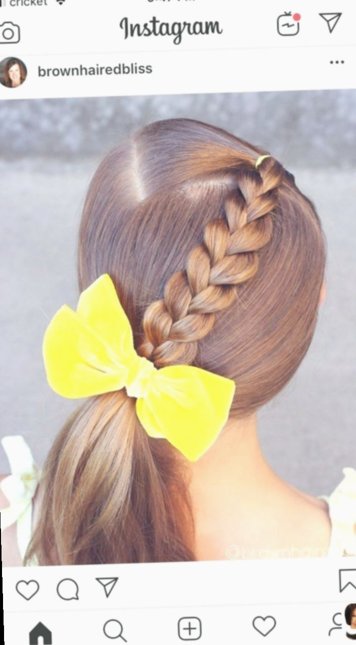 8 Hairstyles For School Easy Up Dos Girl Hair Dos Toddler