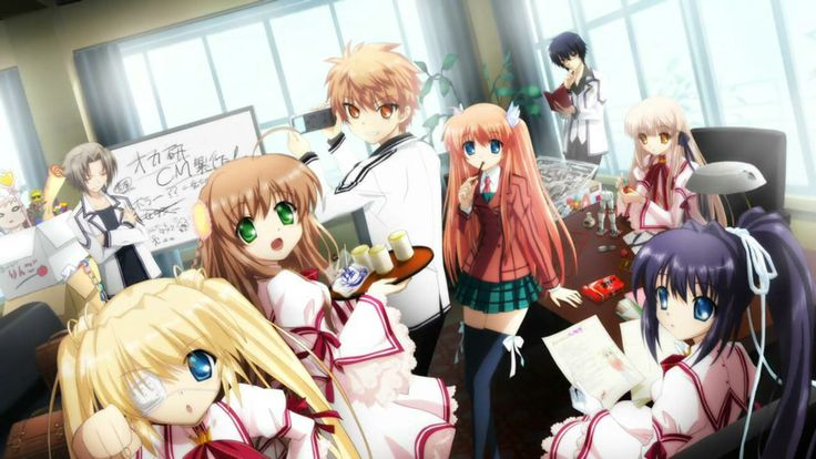 Rewrite, The Occult Research Club