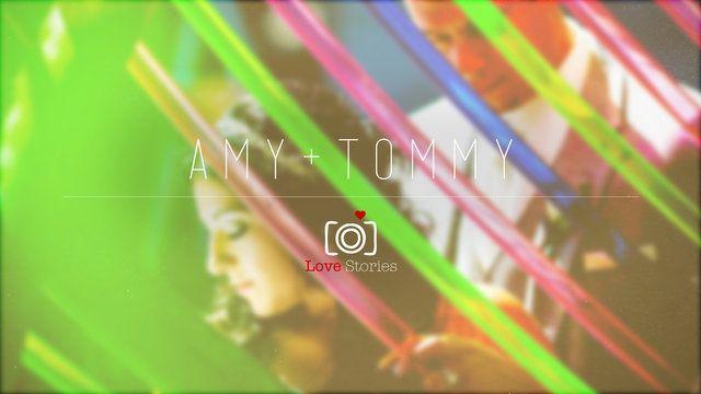 Amy & Tommy  www.lovestoriesfilms.com