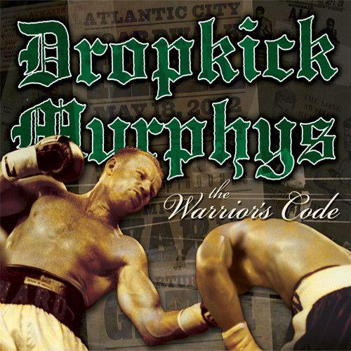 Dropkick Murphys - The Warrior's Code LP (Transparent Brown Vinyl)