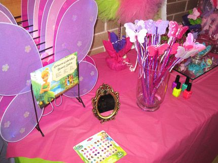 The 25 best Tinkerbell party supplies ideas on Pinterest Fairy