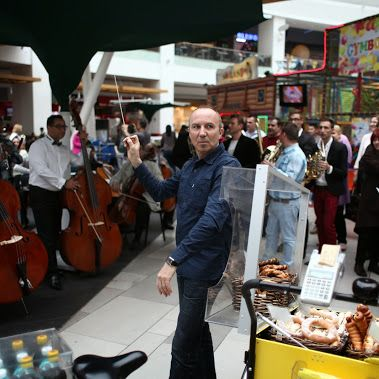 First photos from the #EuropeDay celebration concert #BucharestSymphony - (c) Ovidiu Micsik