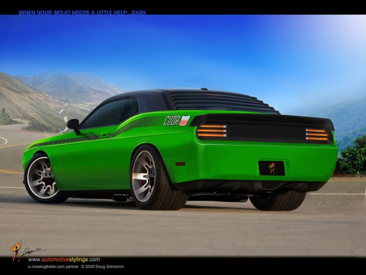 2015 Dodge Challenger Replacement   ... did an AAR 'Cuda ...  2015 Dodge Chal...