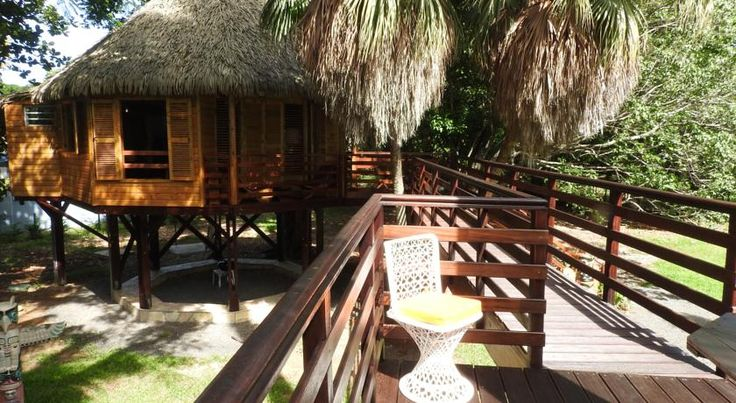 Booking.com: Insolite Ara Wakan / Ma cabane - Pointe-Noire, Guadeloupe