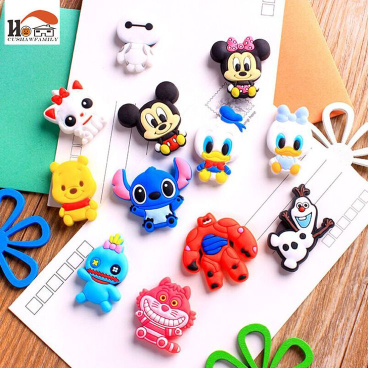 1 pcs silicone Cartoon Animal fridge magnets whiteboard sticker Refrigerator Magnets Kids gifts Home Decoration Free shipping #Affiliate
