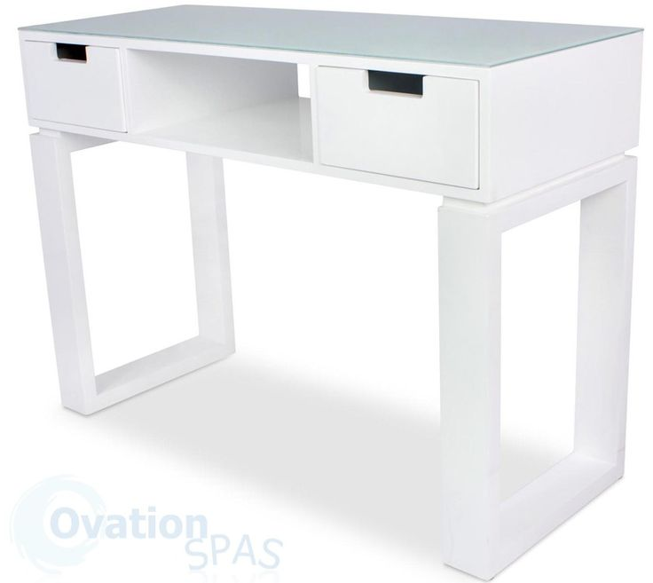 day spa nail table manicure station - Manicure Table