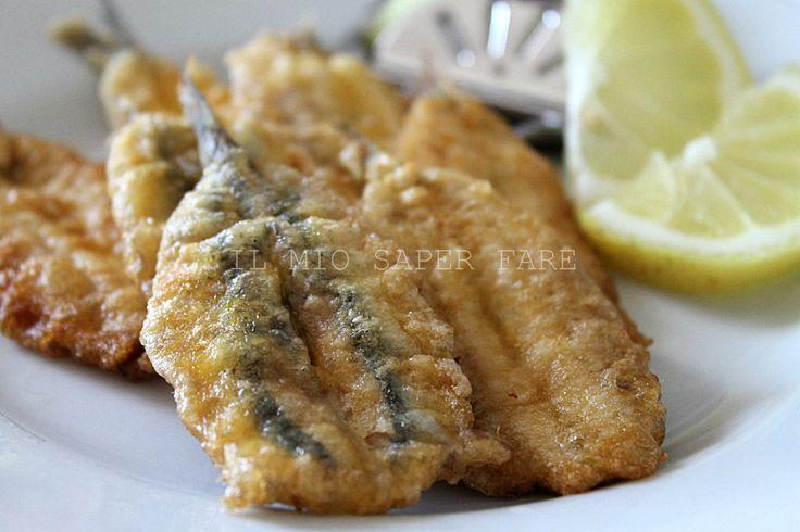 Alici fritte impanate: una ricetta semplice, economica e saporita. Contengono calcio e omega 3.Non mangiate le alici crude! Pretendete solo pesce abbattuto!