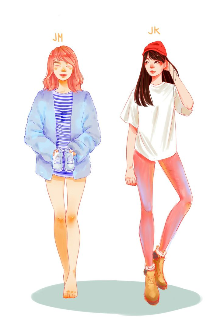 Jikook female version. #bts #jikook #jimin #jungkook # ...