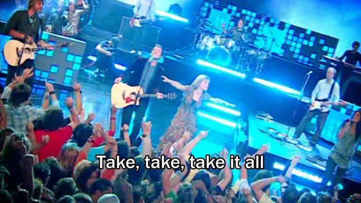 Take It All - Hillsong (with Lyrics/Subtitles) (Worship Song)
