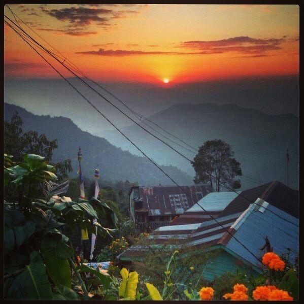 Takdah - Sunrise