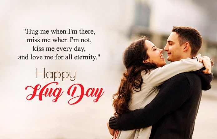 Happy Hug Day Images With Quotes 12th Feb Shayari Hd Wallpaper