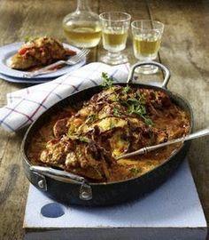 Das Rezept für Zigeuner Schnitzel aus dem Ofen und weitere kostenlose Rezepte auf LECKER.de