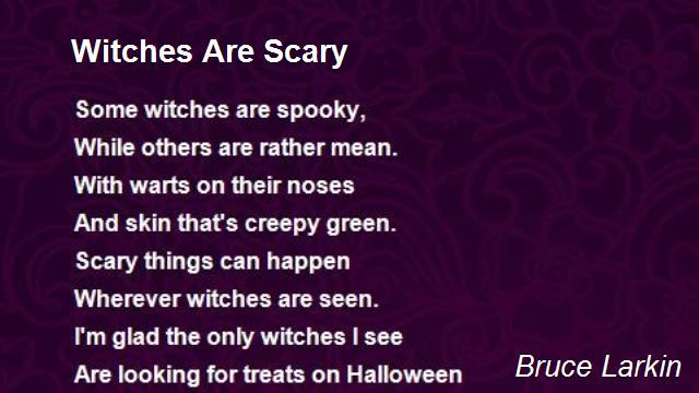 Spooky and happy  halloween poems that rhyme                                                                                                                                                                                 More