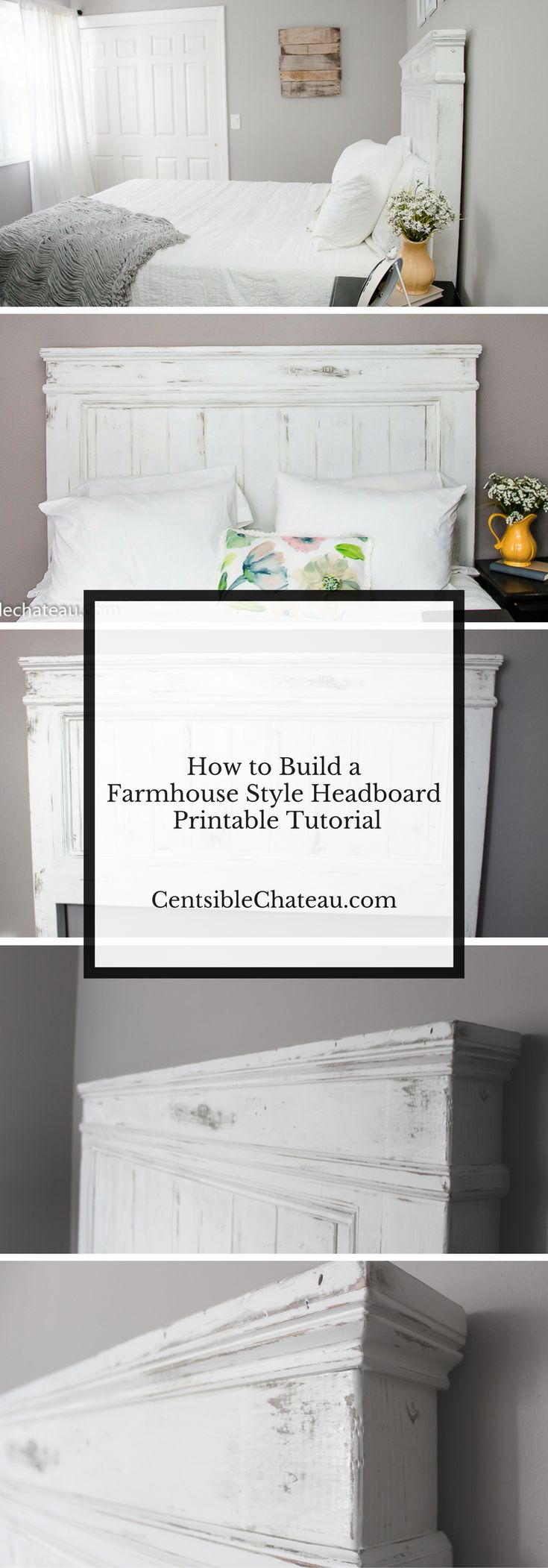 best 20 headboards ideas on pinterest wood headboard reclaimed how to build a farmhouse style headboard printable instructions
