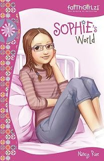 """Review of """"Sophie's World"""" by Nancy Rue."""