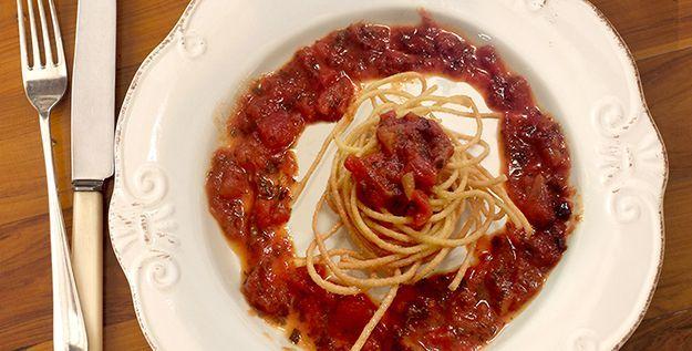 Spaghetti fritti piccanti - http://www.piccolericette.net/piccolericette/spaghetti-fritti-piccanti/