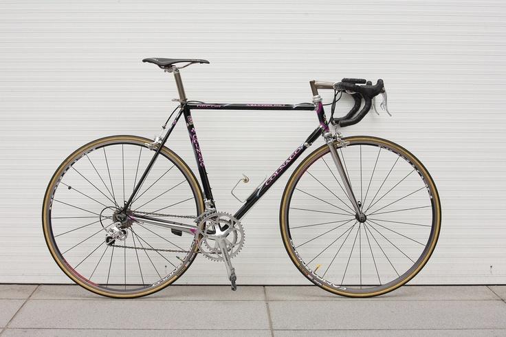COLNAGO - perfect frame and Precisa fork Bikes Pinterest
