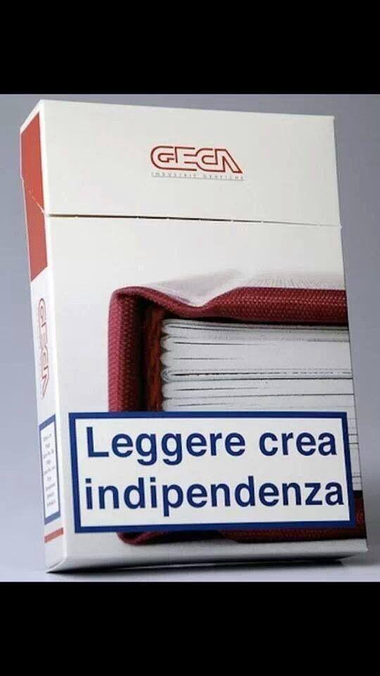 L'unica droga che crea indipendenza