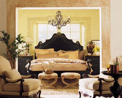 Top 25 Ideas About Tuscan Style Bedrooms On Pinterest