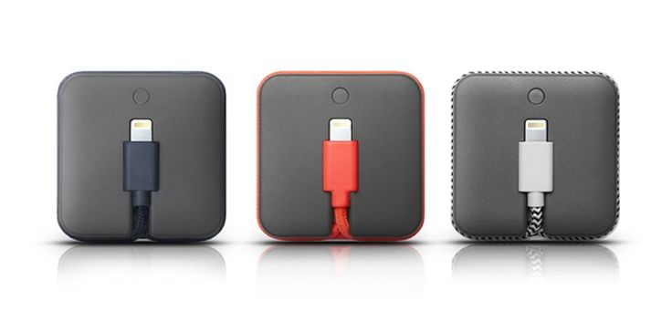 NATIVE UNION - Portable Battery booster & cable