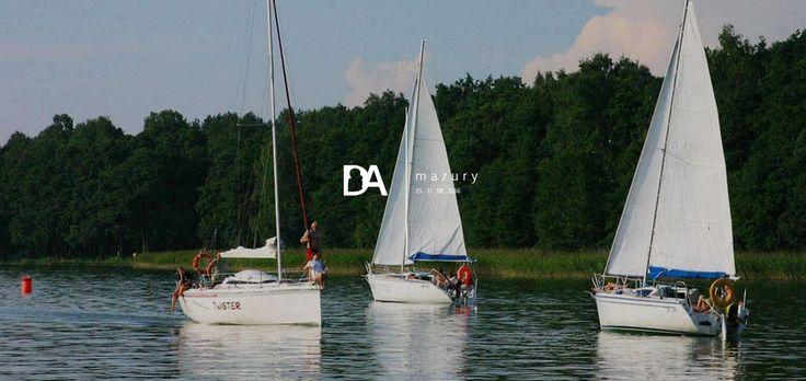 Profil internetowy (Tumblr) wyjazdu wakacyjnego DA (Mazury).
