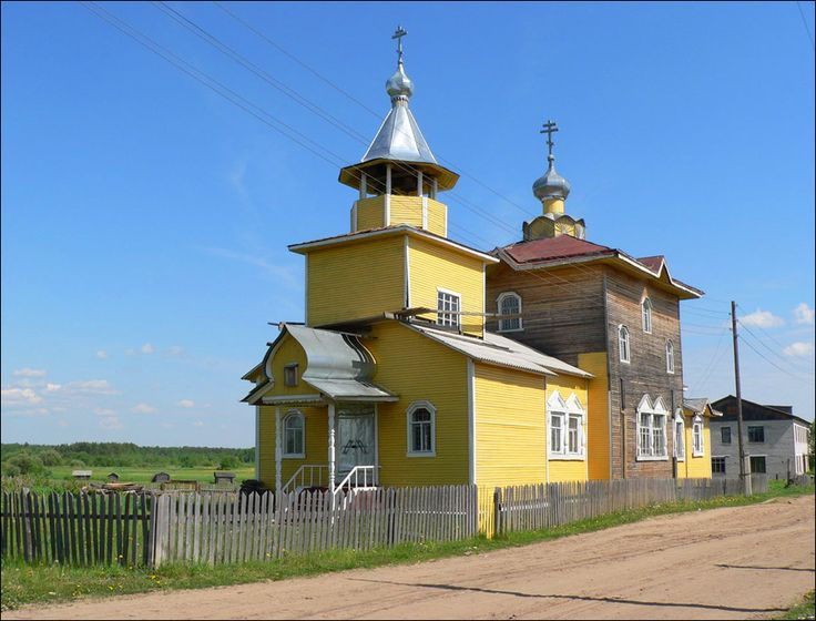 Komi republic church