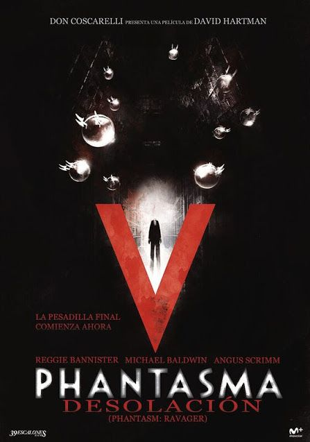 "Phantasma V: Desolación (2016) "" Phantasm: Ravager"" de David Hartman - tt3627704"