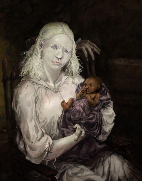 The Dunwich Horror: Meet the Twins, Part 1 Wilbur Whateley ...  lovecraftianscience.wordpress.com