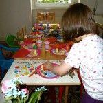 Einfache Kindergeburtstags-spiele drinnen & draussen
