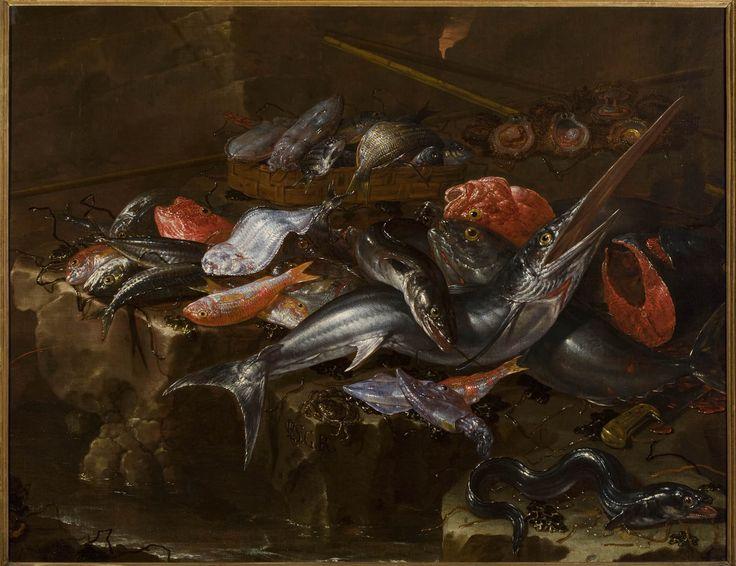 Pesci, 1683 - Giuseppe Recco