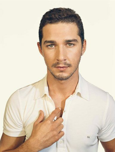 When my mother first saw a picture of my boyfriend (now husband) she said he looked like Shia LaBeouf!