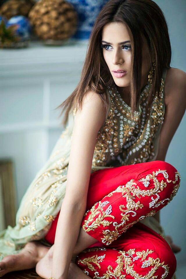 Mina Hassan Pakistani Designer