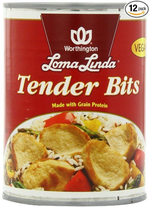 20 best loma linda worthington food images on pinterest loma loma linda tender bits vegetarian protein bites ive never heard of these but im willing to give them a shot since someone told me they were really forumfinder Image collections