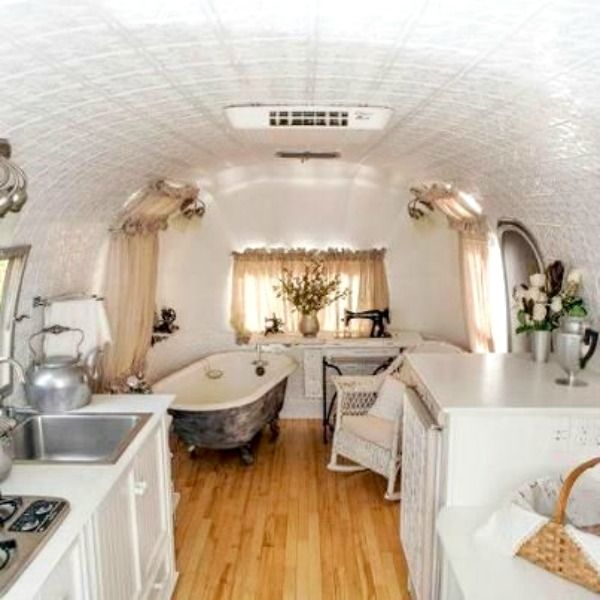 Cozy Little House: Living Simply: Part 2 - The Airstream