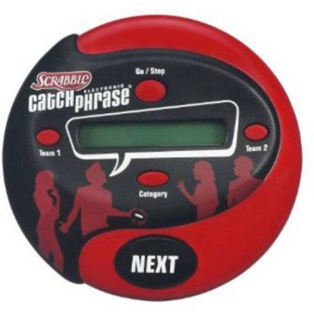 Scrabble Electronic Catchphrase Game, Multicolor