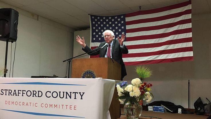 FOX NEWS: Sanders keeps 'em guessing: Bernie to seek Senate reelection as independent amid 2020 talk