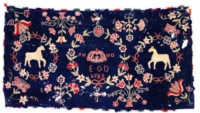 swedish wool embroidery