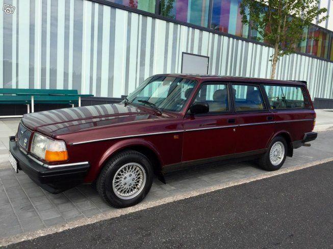 Hej nu är farfars gamla pärlan Unik  exemplar till försäljning   Volvo 240…