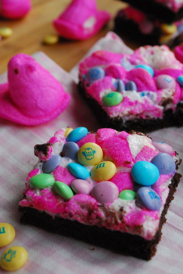 Peeps Candy Bars: Spring Hop Along PEEPS Party | Recipe ...