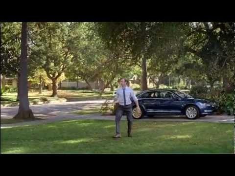 Toss - Volkswagen Baseball Commercial 2013