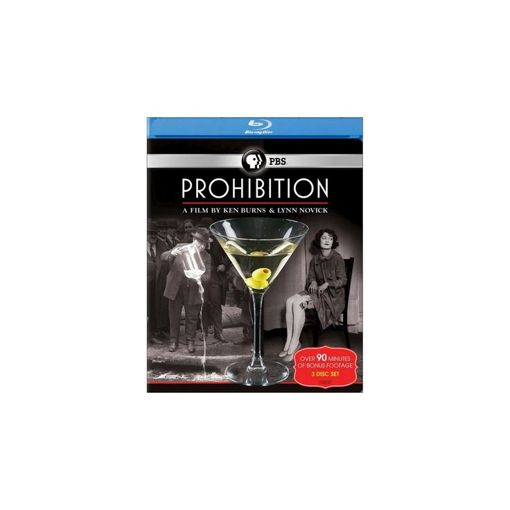 Ken burns:Prohibition (Blu-ray)